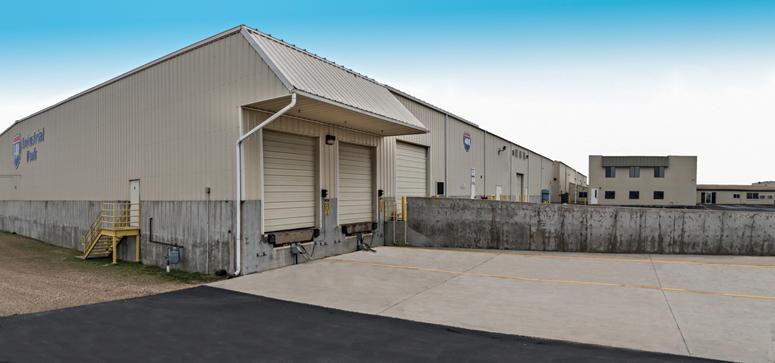 I-84 Industrial Park Nampa Idaho