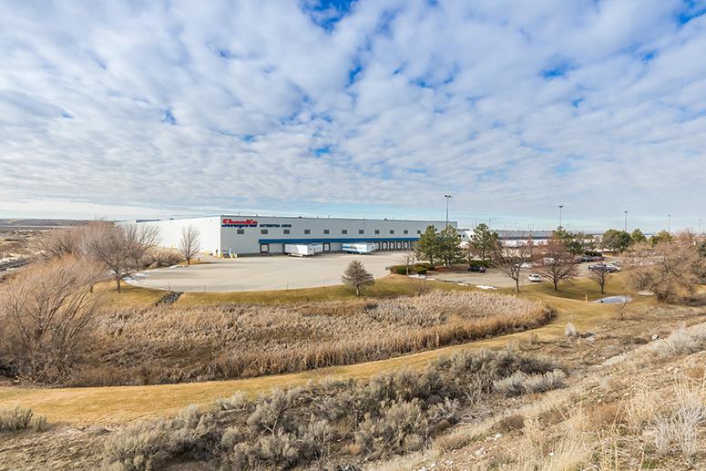 Former Shopko Distribution Facility Boise Idaho