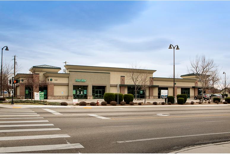 Jewel Building Boise Idaho