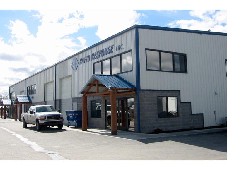 King Industrial Park Boise Idaho