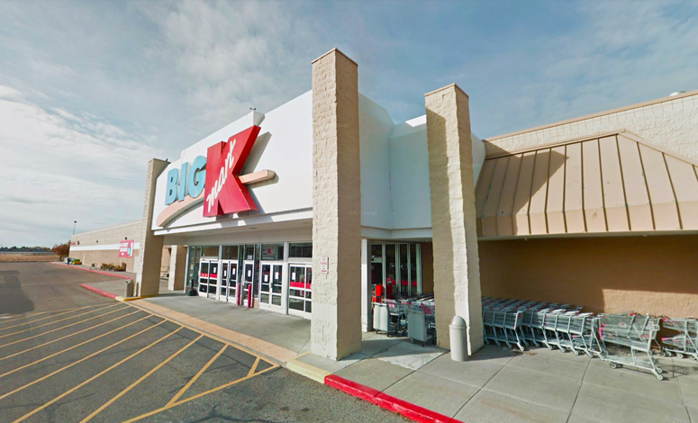 Kmart location in Idaho Falls
