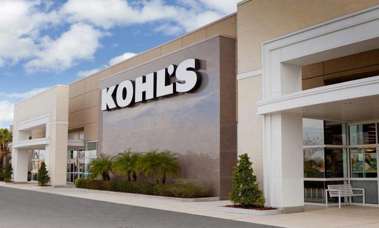Kohls storefront mall