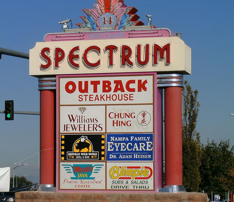 Midtowne Spectrum Nampa Idaho
