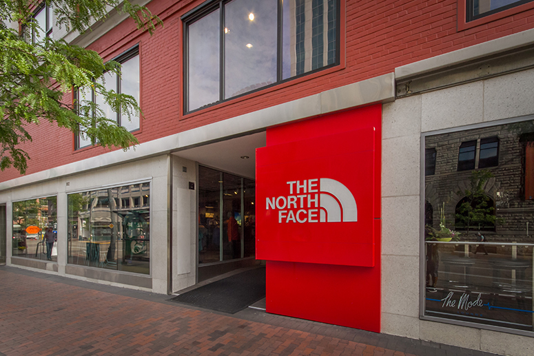 North Face reimagines retail strategy