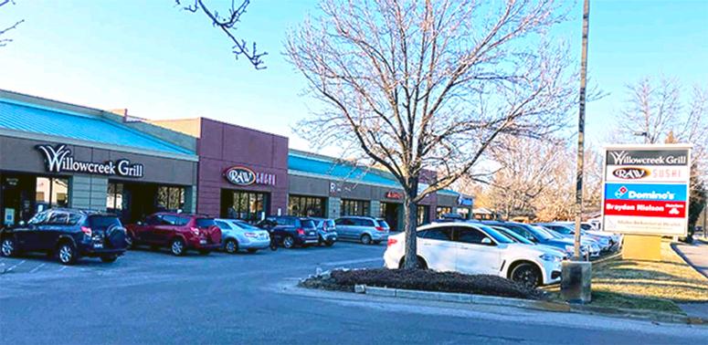 Oak Park Retail Boise Idaho