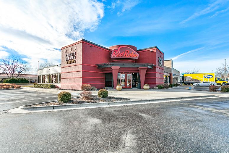 Red Robin restaurant in Boise Idaho