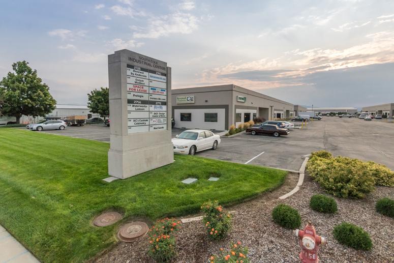 South Cole Industrial Center Boise Idaho