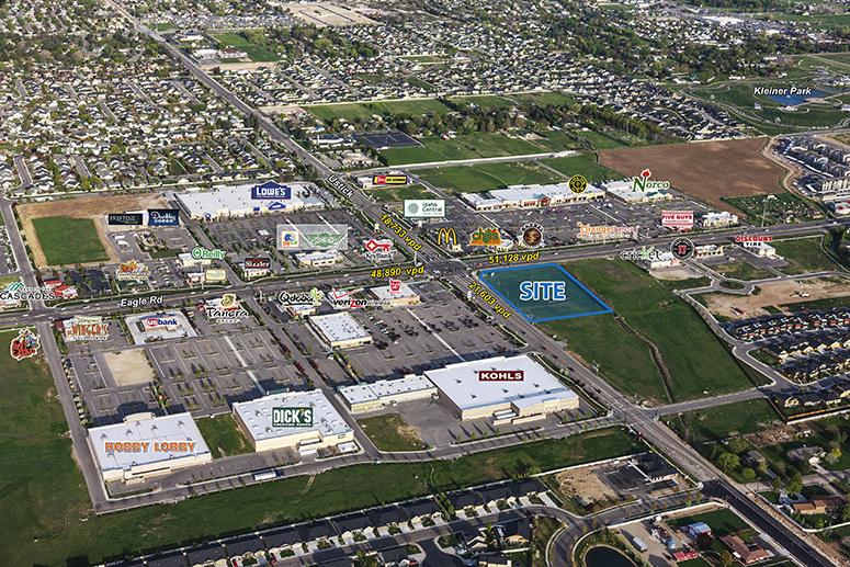 Commercial Developer Purchases Meridian Land