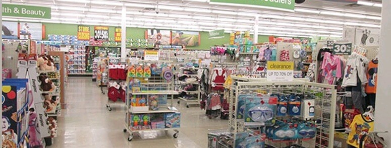 shopko closure signage and store interior