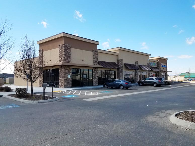 Shops at Pioneer Square Caldwell Idaho