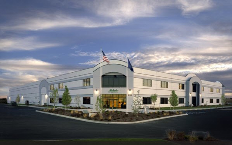 Sunstone Place Industrial space Meridian Idaho