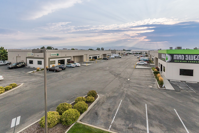 CK Rogers continues leasing industrial space in the South Cole Industrial Center