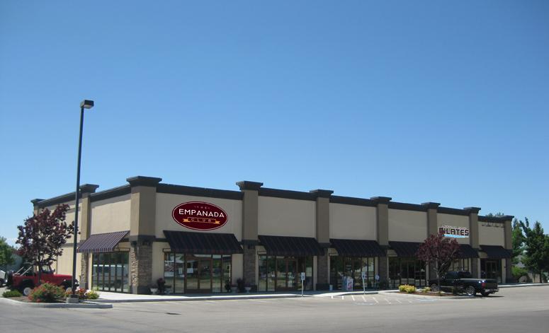 Stonehenge Plaza Shops Meridian Idaho