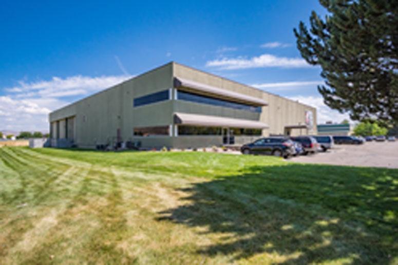 TK2 Industrial Building Boise Idaho