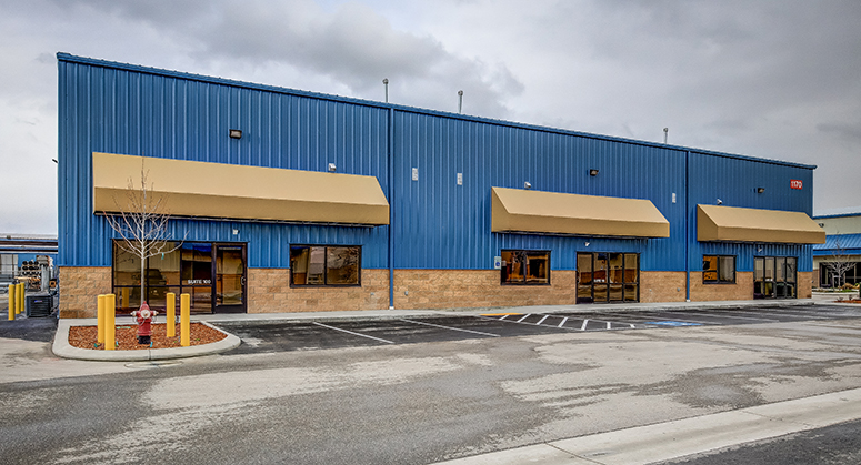Alaska Specialty Products leases industrial space in Meridian Idaho