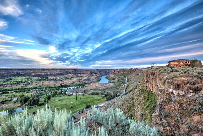 Twin Falls Land Values Strong