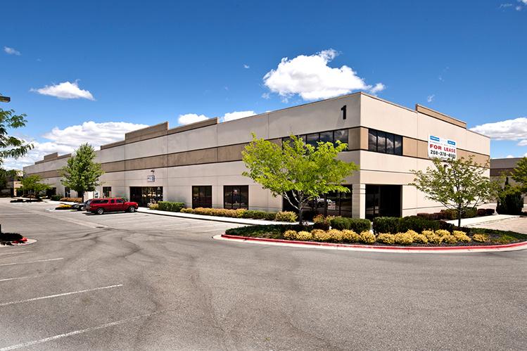 Victory Building I Boise Idaho