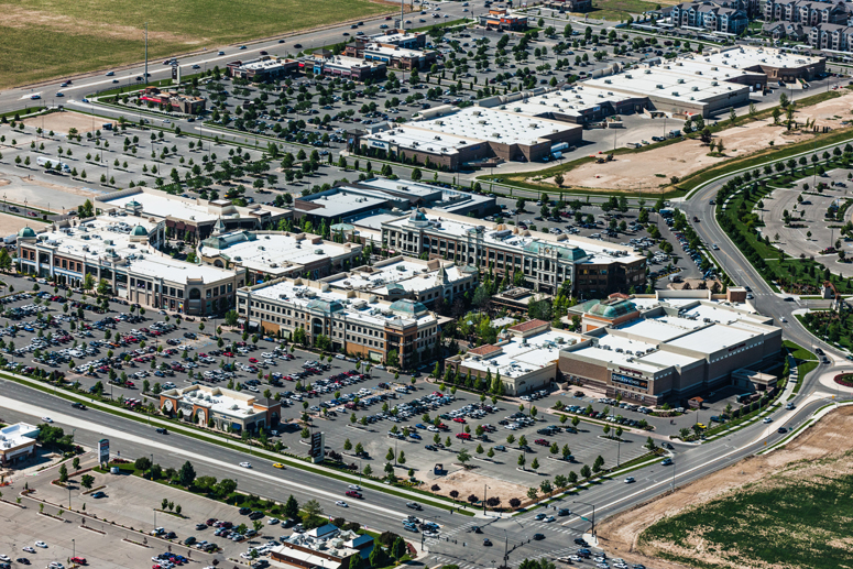 The Village at Meridian leases office space