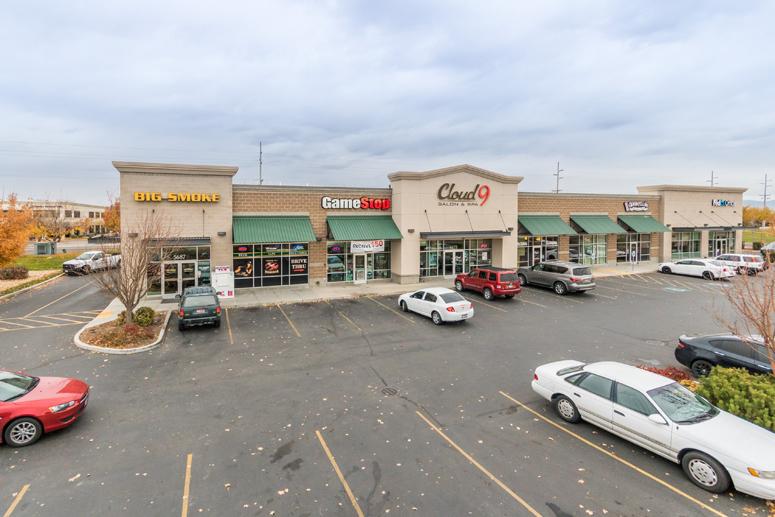 Walmart Retail Center Nampa Idaho