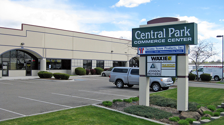 Industrial Space Lease Renewed at Central Park Commerce Center