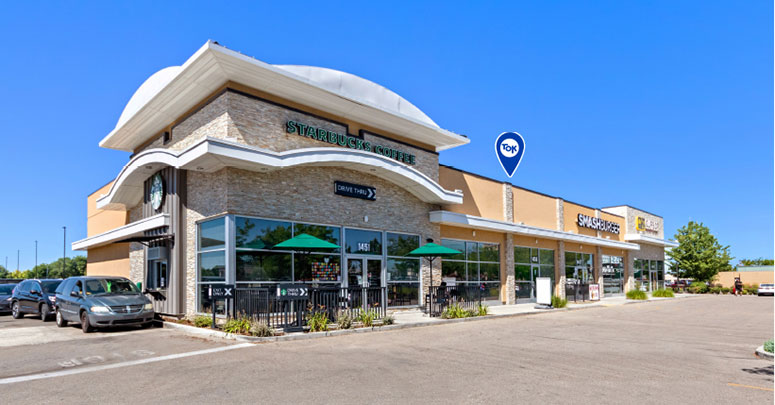 Nutrishop is a new tenant in the Karcher Retail Shops