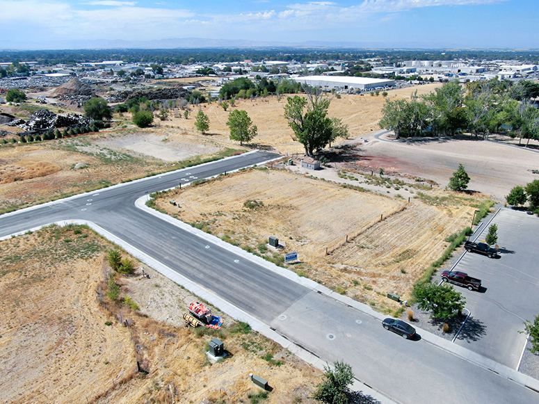 Investor purchases land Gateway Industrial Park Nampa