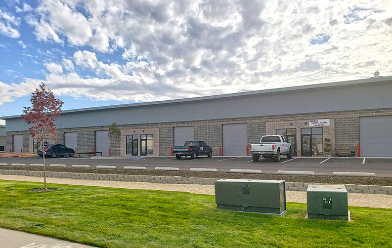 Garcia Construction opens business in Caldwell at Graye Canyon