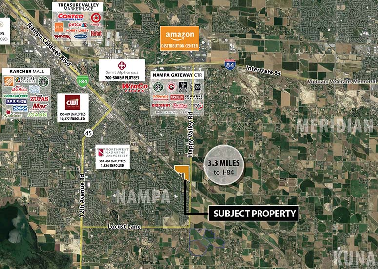 TOK Commercial facilitates the sale of 100 acres