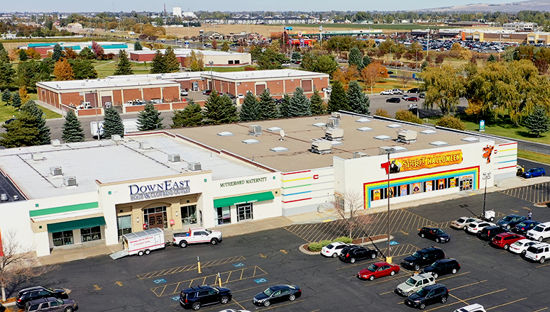 ShopKo Space in Idaho Falls Leased to iNdorStor