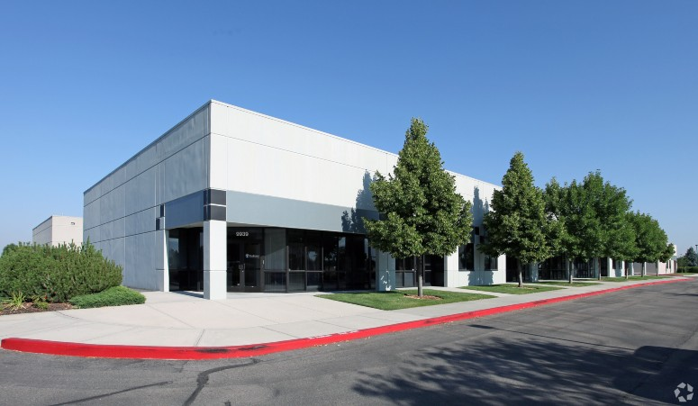 IMCO General Construction lease industrial space Boise Westpark Corporate Campus