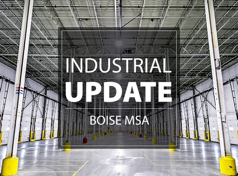 Industrial Market Update, Boise MSA