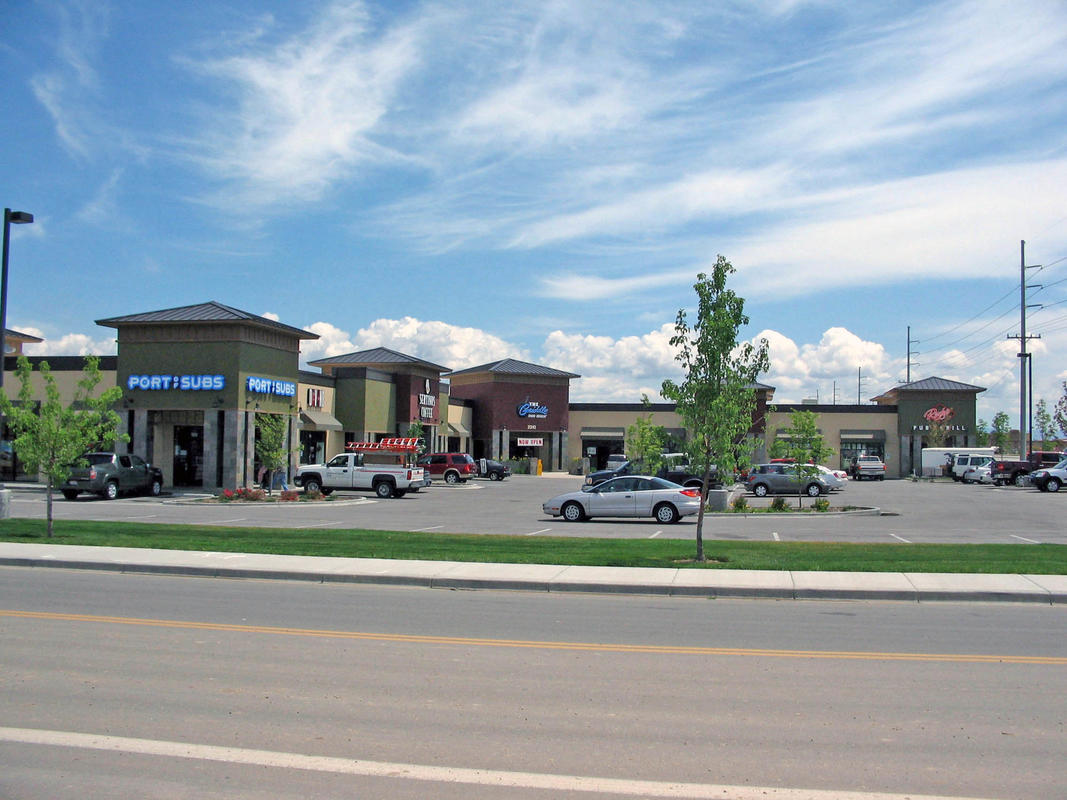 Majestic Marketplace Meridian Idaho Retail