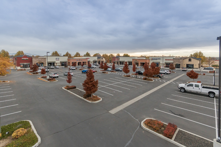 La Fiamma lease retail space Mercato at Bridgetower Meridian