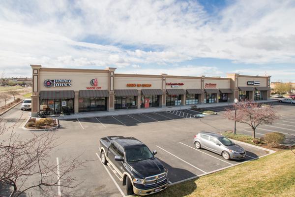Boise retail space in El Dorado Marketplace