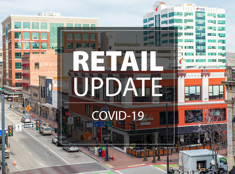 The Impact of COVID-19 on the Boise MSA Retail Market