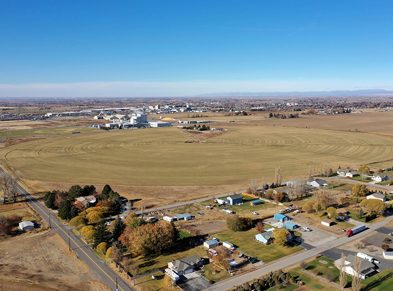 Photo of South Jerome Land  | Located at 196 S 100 E in Jerome, Idaho