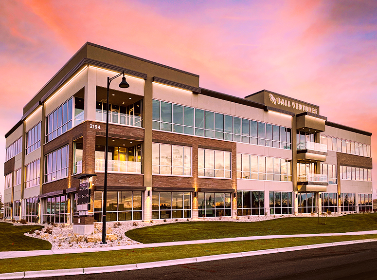 The Knolls | State-of-the-Art Office Building at Snake River Landing