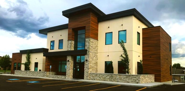 Trek leases office space Idaho Falls