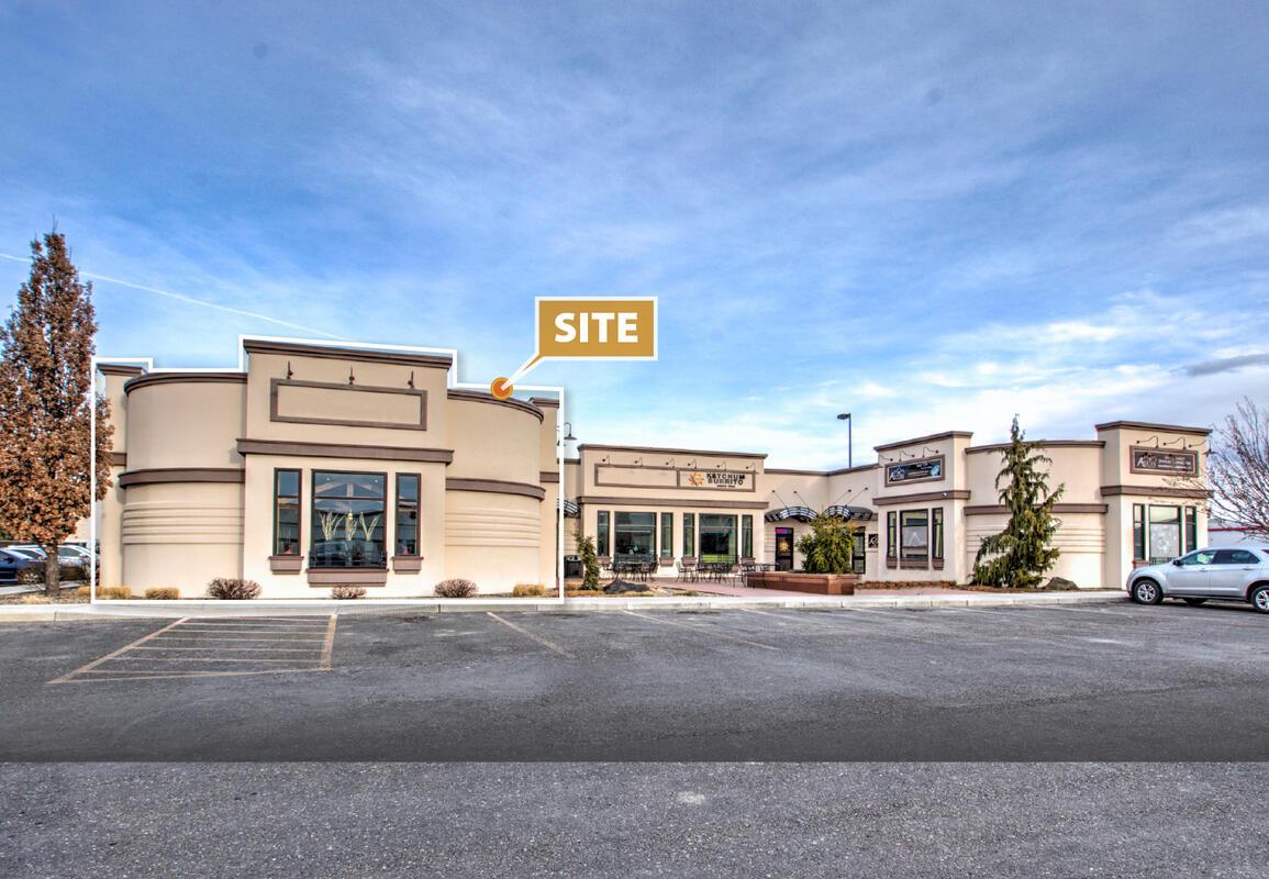 Villa Shops on Fillmore Street in Twin Falls Idaho for lease