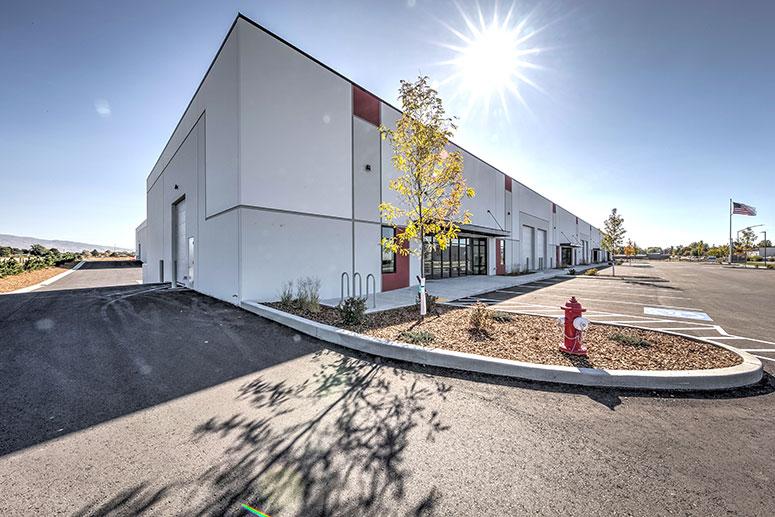 West Airport Industrial Park announces New Tenant