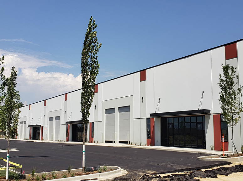 Tenant Signs with West Airport Industrial Park