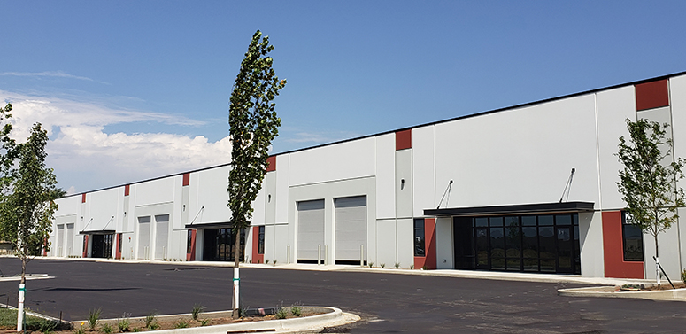 West Airport Industrial Park Welcomes New Tenant N310SM